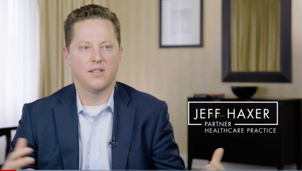 Jeff Haxer - Partner - Healthcare Practice