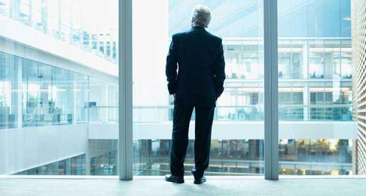 Who do CEOs turn to for a second opinion?